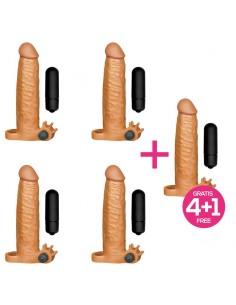 Pack 4+1 X-Tender Funda...