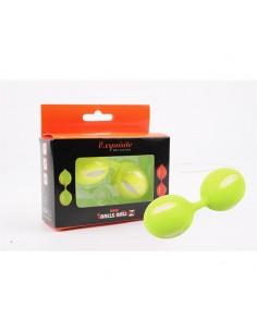 Bolas Ben Wa 10.3 cm Verde