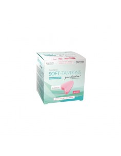 SoftTampons Mini Caja de 3