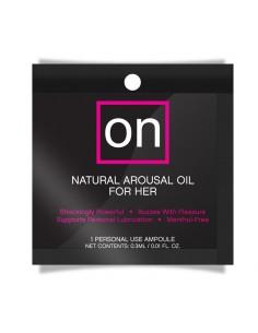 ON Arousal Oil Estimulante...