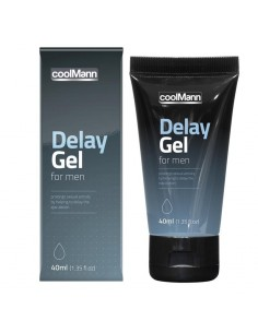 CoolMann Gel Retardante 40 ml