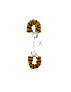 Shots Toys Furry Esposas Tiger