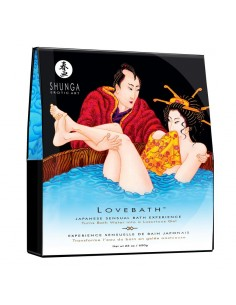Shunga Sales de Baño...