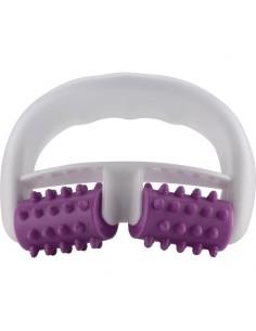 Masajeador de Rodillos Púrpura
